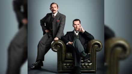 Sherlock estrenará su cuarta temporada el 01 de enero