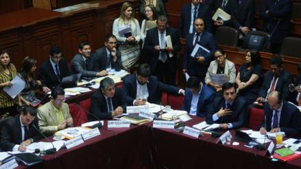 Imprescriptibilidad de delitos de corrupción se verá en próxima legislatura
