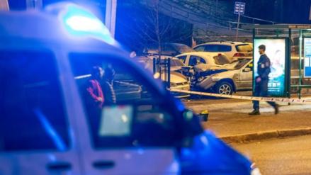 Un automóvil arrolló a varios peatones en Finlandia