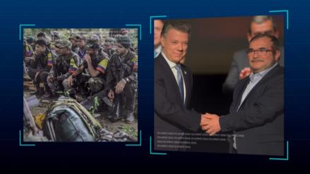 Gobierno colombiano firmó acuerdo definitivo de paz con las FARC
