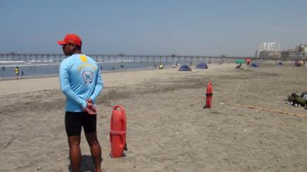 Salvavidas reforzarán vigilancia en las playas por año nuevo