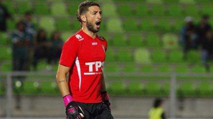 Nuevo arquero de Sporting Cristal envió mensaje al club y a los hinchas desde Chile