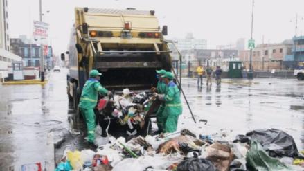 La Municipalidad de Lima espera recoger 680 toneladas de basura tras fiestas de Año Nuevo
