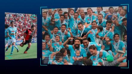 Sporting Cristal fue el campeón del Descetralizado 2016