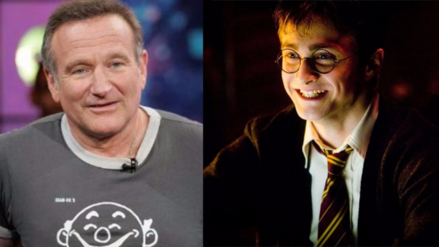 Robin Williams fue rechazado para ser Hagrid en 'Harry Potter'