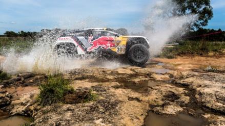 Así les fue a los pilotos peruanos en el primer día del Rally Dakar 2017
