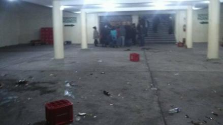 Jauja: disturbios en fiesta patronal donde no llegó artista