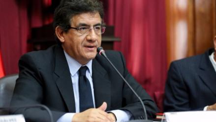 Juan Sheput descartó blindaje del Gobierno a Carlos Moreno