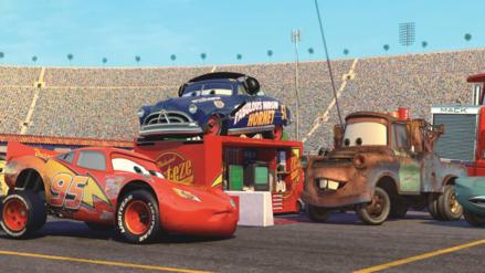 Disney gana demanda por plagio de 'Cars'
