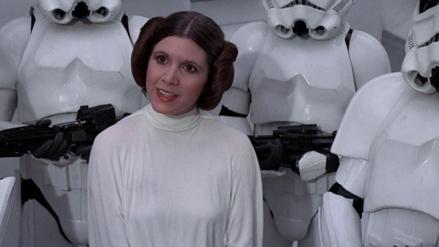 Disney cobrará 50 millones de dólares por la muerte de Carrie Fisher