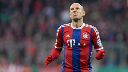 Arjen Robben confesó el motivo de su pase del Real Madrid al Bayern Múnich