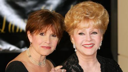 Carrie Fisher y Debbie Reynolds serán sepultadas juntas