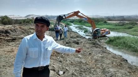 Áncash: consideradas como contaminadas las aguas del río Lacramarca