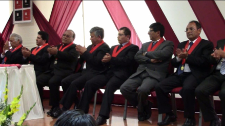 Junín: expresidentes de la CSJJ son enviados a provincias en conformación de salas