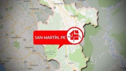 Sismo de 5.8 grados en Yurimaguas y otras ciudades del norte del país