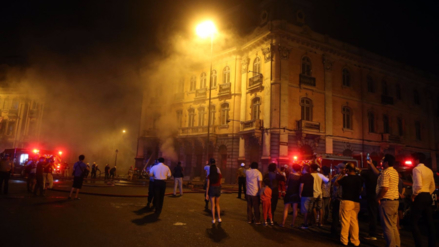 18 incendios atendieron los bomberos en inicio del 2017