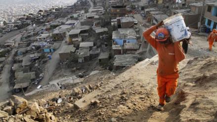 El 79% de peruanos cree que los recursos no se reparten de forma equitativa en el país