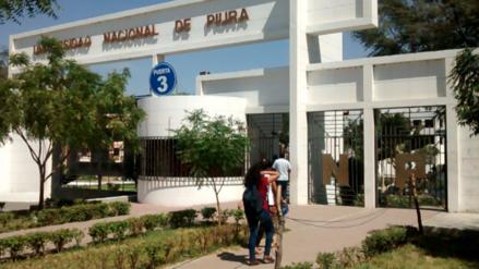 Miles de universitarios regresaron a las aulas en la Universidad Nacional de Piura