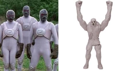 Power Rangers: así lucirían los patrulleros de arcilla en la nueva película