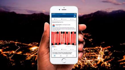RPP Noticias fue seleccionado por Facebook para probar Live Audio