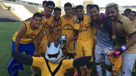 Cantolao fue ratificado como campeón de la Segunda División por la CJ-FPF