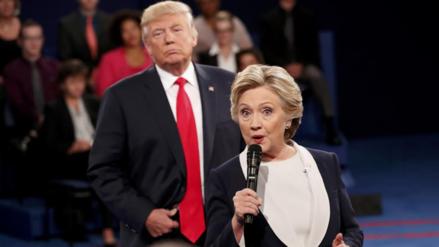 Hillary Clinton acudirá a la ceremonia de investidura de Donald Trump