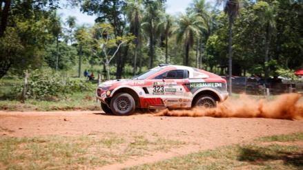 Así les fue a los peruanos en la segunda etapa del Rally Dakar 2017