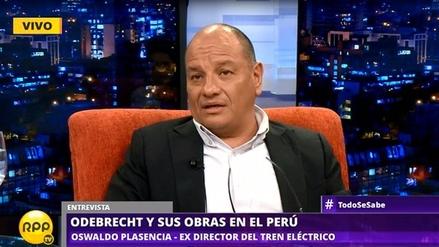 Oswaldo Plasencia negó haber recibido sobornos de Odebrecht