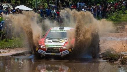 Las postales de la primera etapa que recorrió Nicolás Fuchs en el Rally Dakar 2017