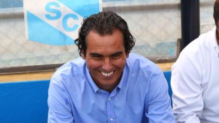 Chemo del Solar sobre Sporting Cristal: