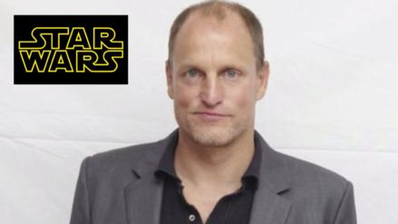 Woody Harrelson negocia incorporarse al filme de 'Star Wars' sobre Han Solo