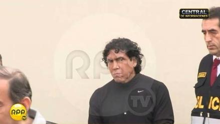 Poder Judicial ordenó 7 días de detención preliminar para 'Peter Ferrari'