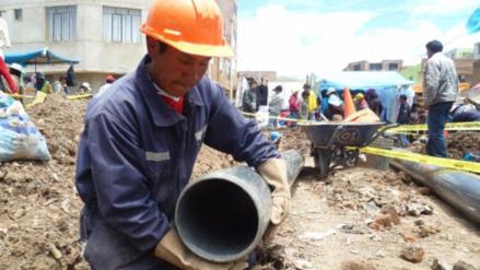 Reducen presupuesto para proyecto de agua potable y desagüe de Juliaca