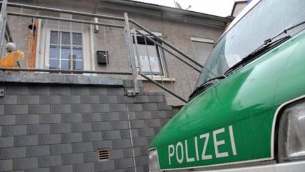 Policía alemana halla 110 kilos de material pirotécnico en una casa
