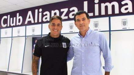 Alejandro Hohberg es el nuevo refuerzo de Alianza Lima para la temporada 2017