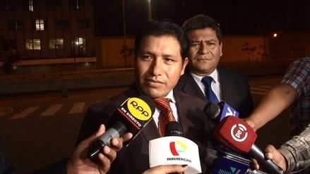 Los abogados de Gerald Oropeza defenderán a 'Peter Ferrari'