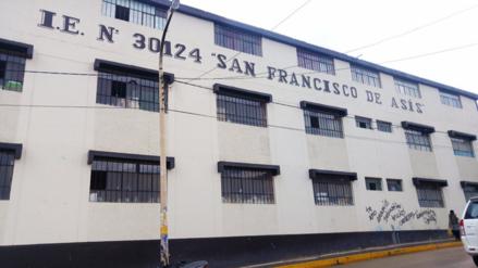 Huancayo: padres de institución educativa solicitan mayor seguridad en la zona