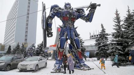Un recorrido por el Museo 'La revuelta de las máquinas' de Moscú