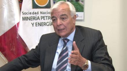 SNMPE rechaza cobro en recibos de luz para financiar Gasoducto Sur