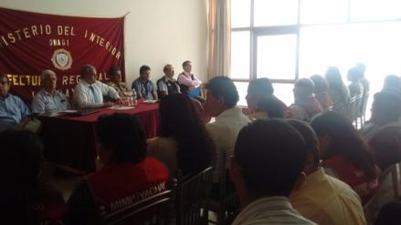 Lambayeque: Prefectura articula esfuerzos para luchar frontalmente contra el trabajo infantil