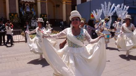 DIRESA presenta plan de contingencia por festividad de La Candelaria