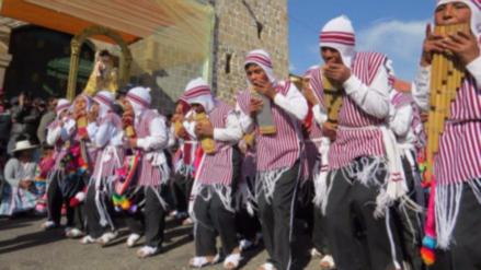 Conjuntos de danzas se preparan para concurso por Virgen de la Candelaria