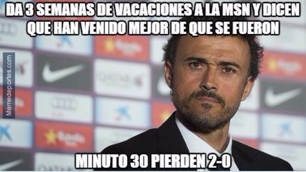 Divertidos memes dejó la derrota de Barcelona ante Athletic Club en la Copa del Rey