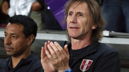 Ricardo Gareca reveló la clave para hacer que los jugadores jóvenes se comprometan con Perú