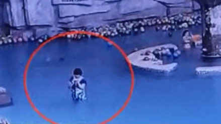 Niño muere ahogado mientras su madre revisaba su celular