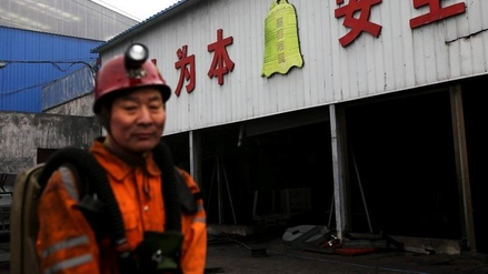 Doce muertos por la explosión en una mina de China