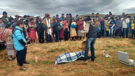 Puno: exalcalde de Arapa habría sido torturado ante de ser asesinado