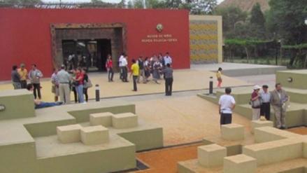 Lambayeque: más de 50 mil turistas llegaron a Museo Huaca Rajada en el 2016