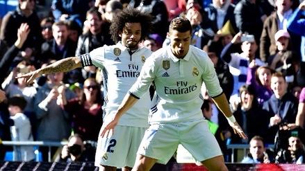 Real Madrid goleó 5-0 al Granada y alcanzó los 39 partidos invicto