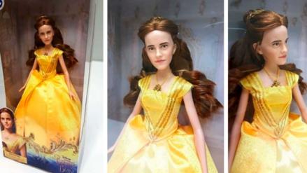 Twitter: Así reaccionaron con la nueva muñeca de La Bella y la Bestia